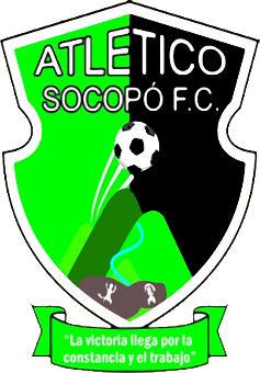 Escudo de ATLÉTICO SOCOPÓ FC (VENEZUELA)