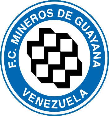 Escudo de C.D. MINEROS DE GUAYANA (VENEZUELA)