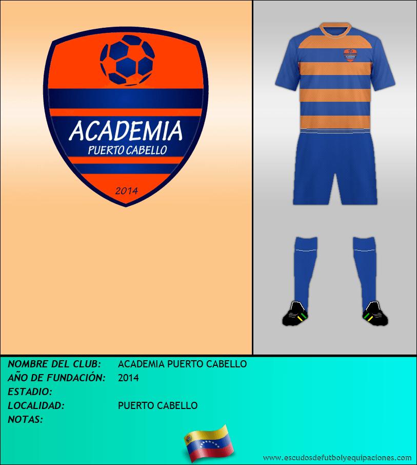Escudo de ACADEMIA PUERTO CABELLO