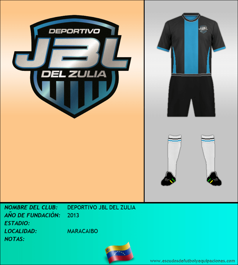Escudo de DEPORTIVO JBL DEL ZULIA