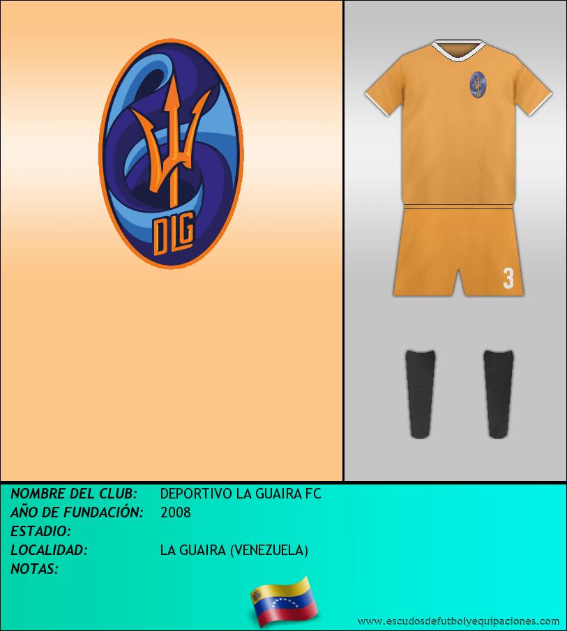 Escudo de DEPORTIVO LA GUAIRA FC