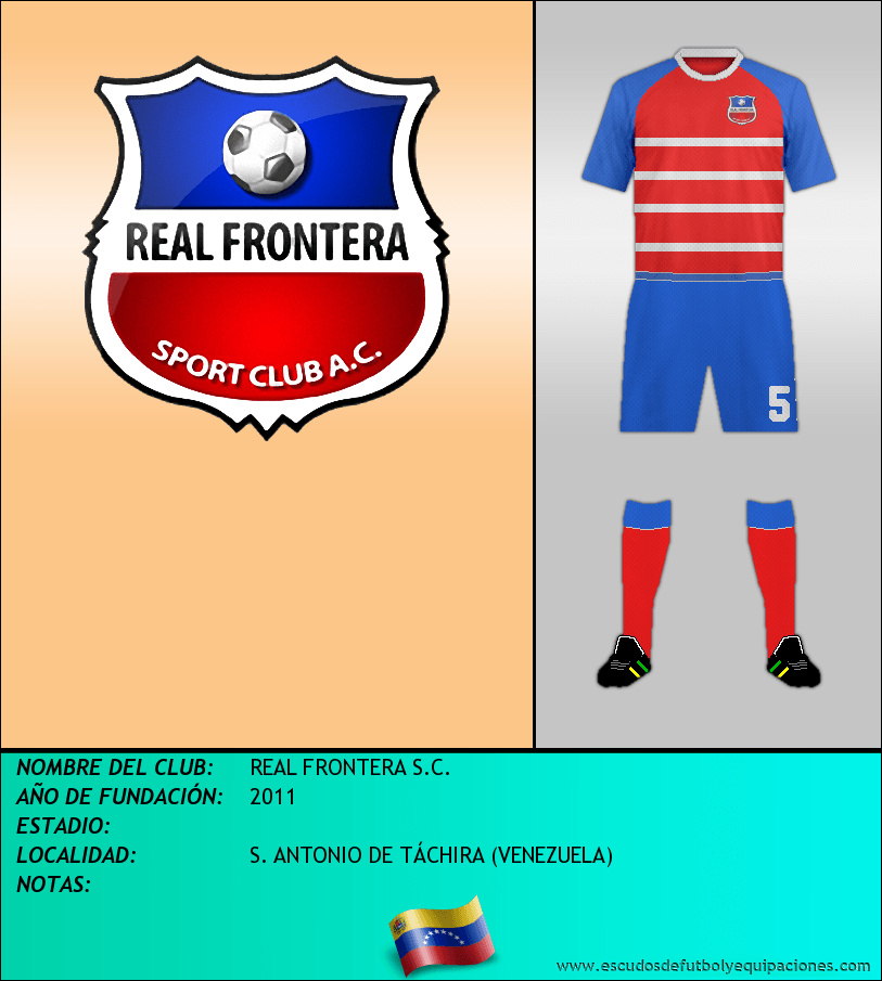 Escudo de REAL FRONTERA S.C.