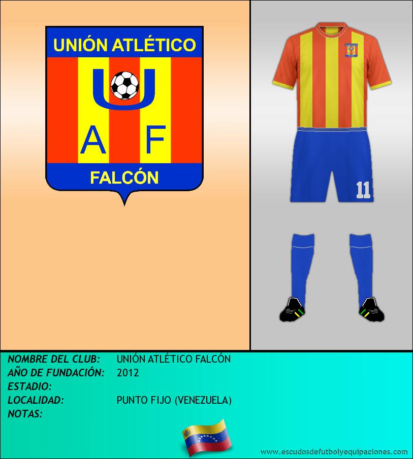 Escudo de UNIÓN ATLÉTICO FALCÓN