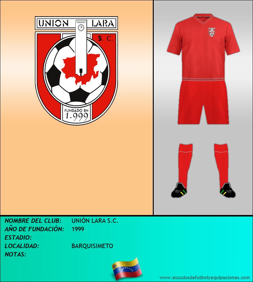 Escudo de UNIÓN LARA S.C.