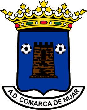 Escudo de A.D. COMARCA DE NÍJAR (ANDALUCÍA)