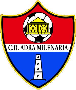 Escudo de C.D. ADRA MILENARIA (ANDALUCÍA)