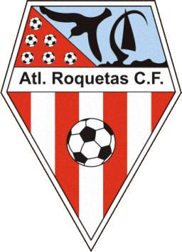 Escudo de C.D. ATLÉTICO ROQUETAS  C.F.(2) (ANDALUCÍA)