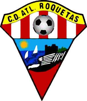 Escudo de C.D. ATLÉTICO ROQUETAS C.F. (ANDALUZIA)