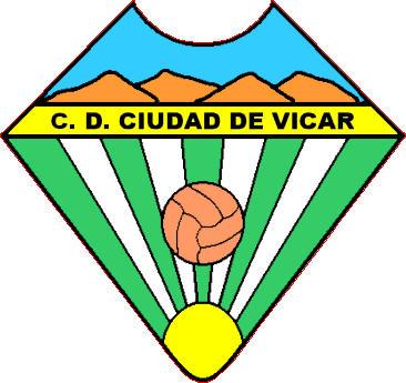 Escudo de C.D. CIUDAD DE VICAR  (ANDALUZIA)