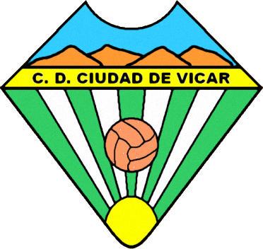 Escudo de C.D. CIUDAD DE VICAR (ANDALUCÍA)