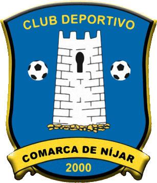 Escudo de C.D. COMARCA DE NÍJAR (ANDALUCÍA)