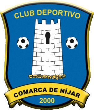 Escudo de C.D. COMARCA DE NIJAR (ANDALUZIA)