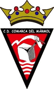 Escudo de C.D. COMARCA DEL MARMOL (ANDALUCÍA)