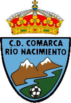 Escudo de C.D. COMARCA RIO NACIMIENTO (ANDALUCÍA)