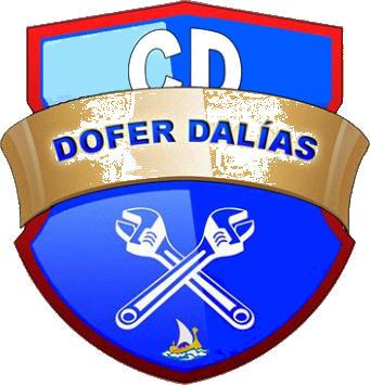 Escudo de C.D. DOFER DALÍAS (ANDALUCÍA)