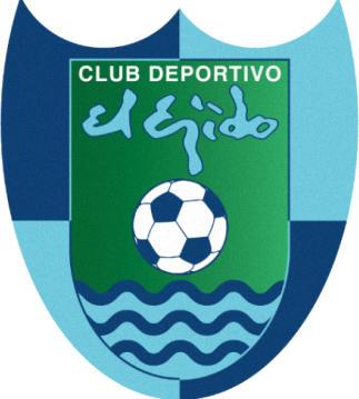 Escudo de C.D. EL EJIDO 2012 HASTA 2018 (ANDALUCÍA)