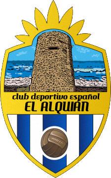Escudo de C.D. ESPAÑOL EL ALQUIÁN (ANDALUCÍA)