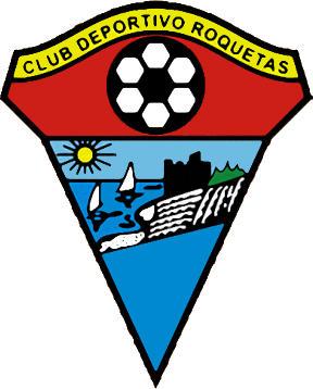 Escudo de C.D. ROQUETAS (ANDALUCÍA)