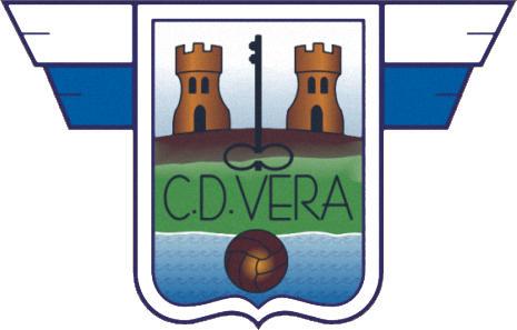 Escudo de C.D. VERA (ANDALUCÍA)