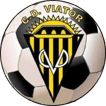 Escudo de C.D. VIATOR (2) (ANDALUCÍA)