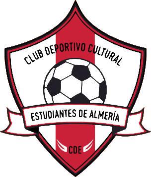 Escudo de C.D. Y C. ESTUDIANTES DE ALMERÍA (ANDALUCÍA)