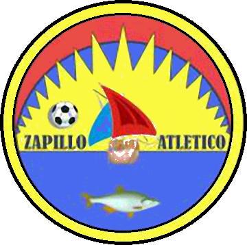 Escudo de C.D.C. ZAPILLO ATL. (ANDALUCÍA)