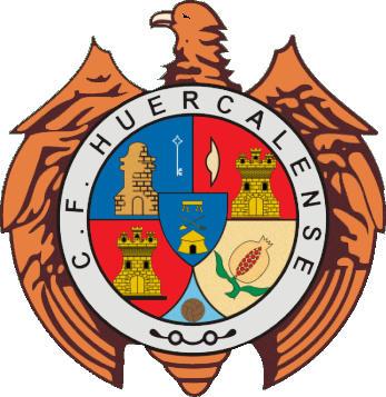 Escudo de C.F. HUERCALENSE  (ANDALUCÍA)