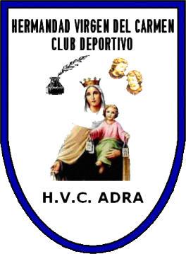 Escudo de HDAD. VIRGEN DEL CARMEN (ANDALUCÍA)