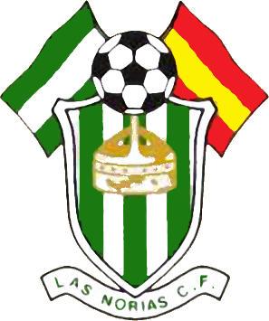 Escudo de LAS NORIAS CF (ANDALUCÍA)