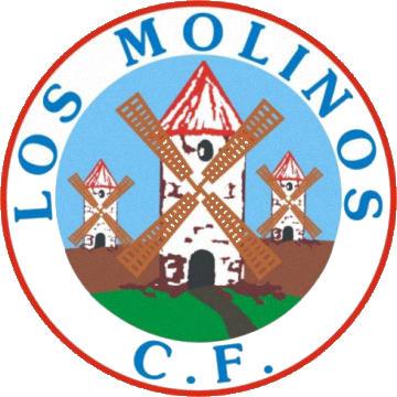 Escudo de LOS MOLINOS C.F. (ANDALUCÍA)