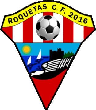 Escudo de ROQUETAS C.F. 2016 (ANDALUCÍA)