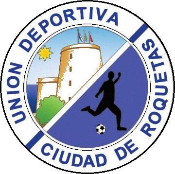 Escudo de U.D. CIUDAD DE ROQUETAS (ANDALUCÍA)