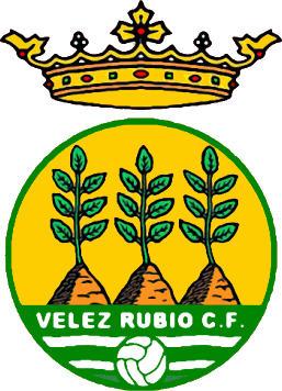 Escudo de VELEZ RUBIO C.F. (ANDALUZIA)