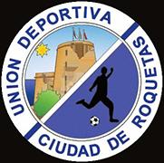 Escudo de U.D. CIUDAD DE ROQUETAS