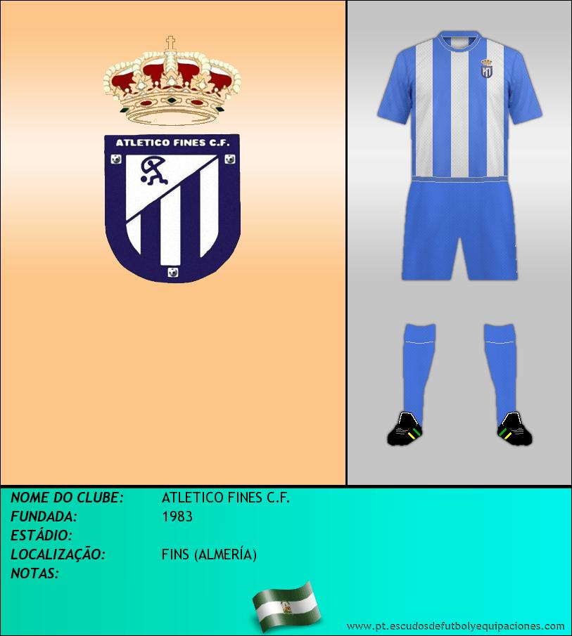Escudo de ATLETICO FINES C.F.