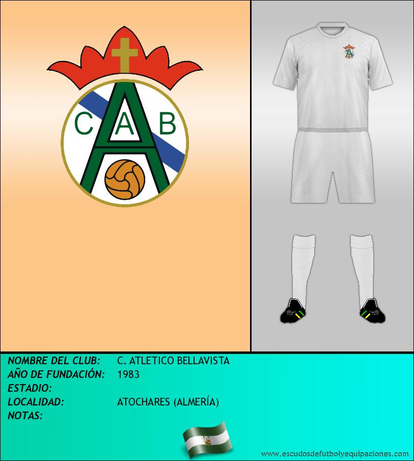 Escudo de C. ATLETICO BELLAVISTA