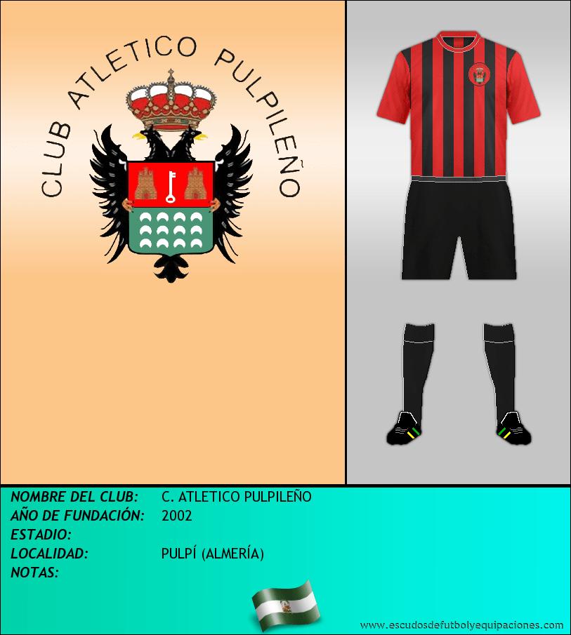 Escudo de C. ATLETICO PULPILEÑO