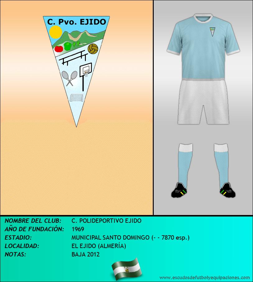 Escudo de C. POLIDEPORTIVO EJIDO