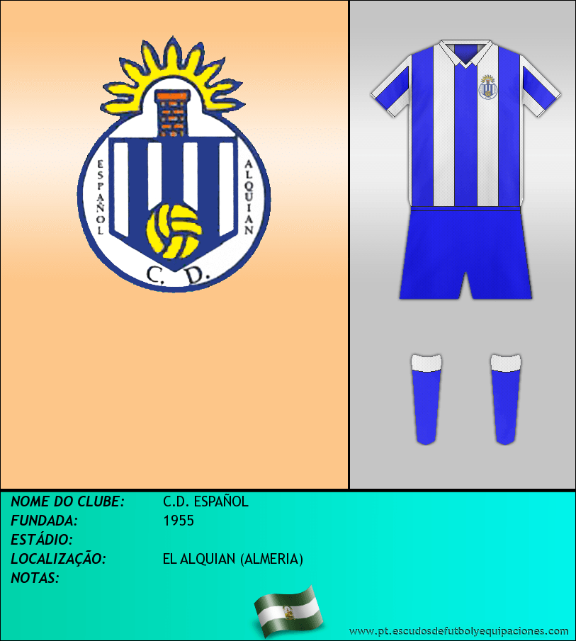 Escudo de C.D. ESPAÑOL