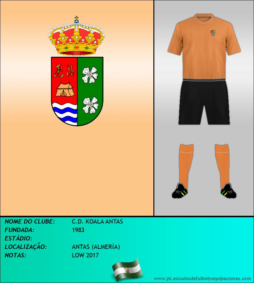 Escudo de C.D. KOALA ANTAS