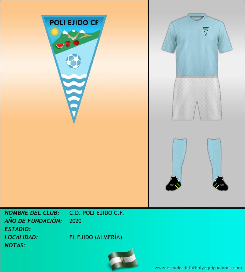 Escudo de C.D. POLI EJIDO C.F.