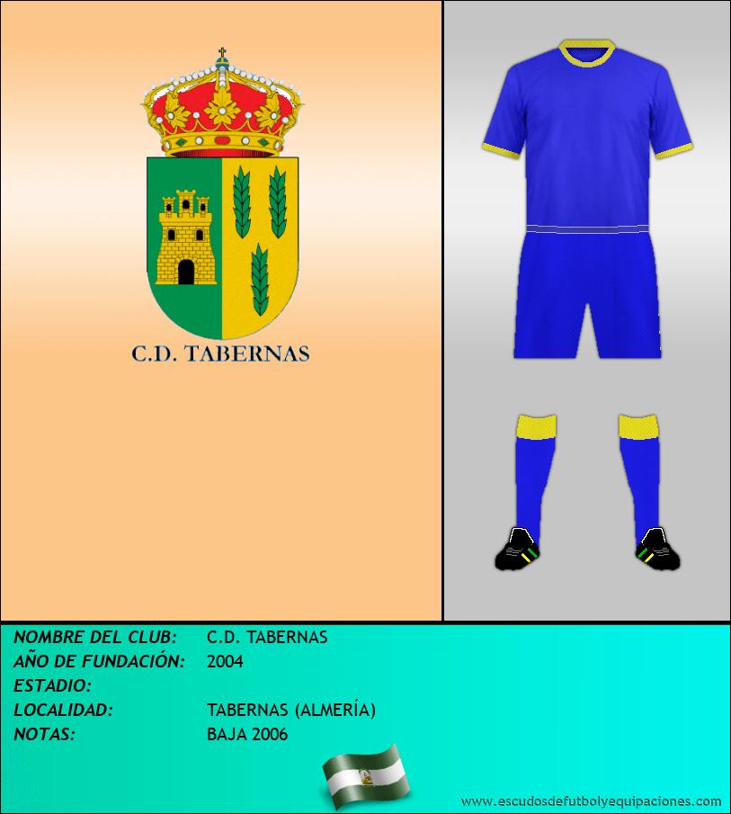Escudo de C.D. TABERNAS