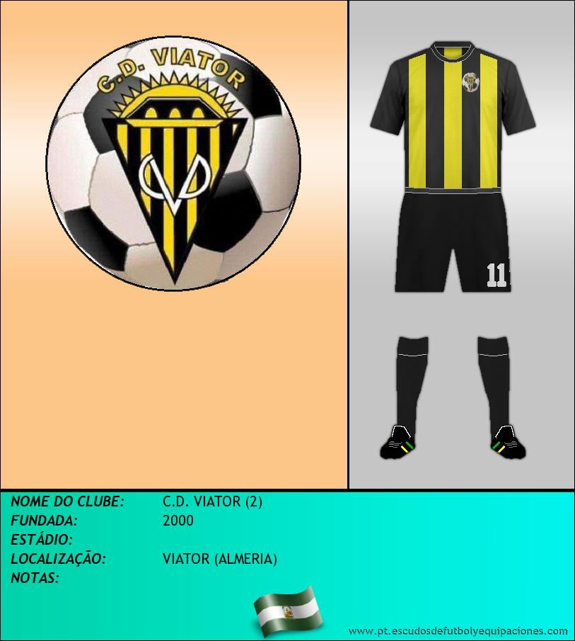 Escudo de C.D. VIATOR (2)