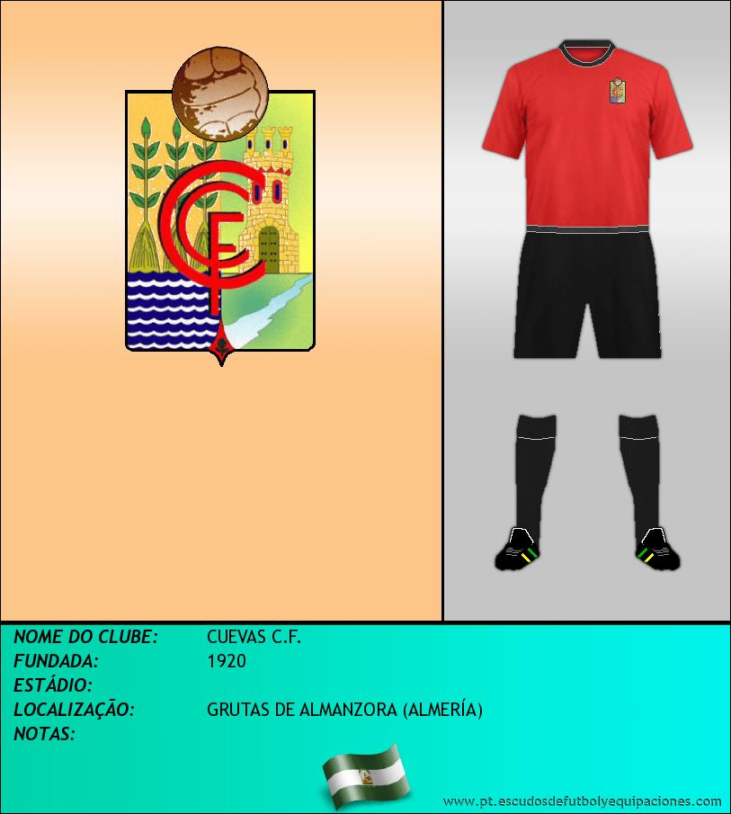 Escudo de CUEVAS C.F.