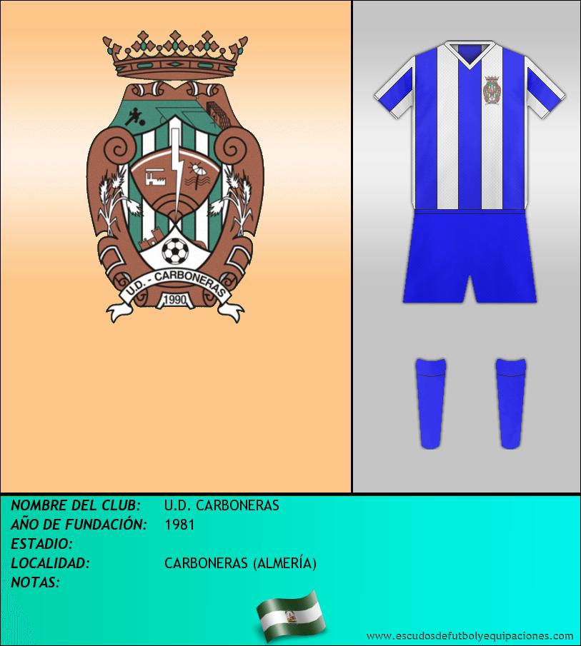 Escudo de U.D. CARBONERAS