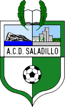 Escudo de A.C.D. SALADILLO (ANDALUZIA)