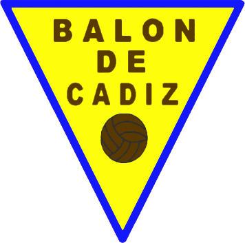 Escudo de BALON DE CADIZ (ANDALUCÍA)