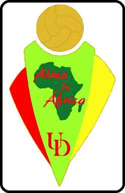 Escudo de C.D. ALMA DE ÁFRICA U.D. (ANDALUCÍA)