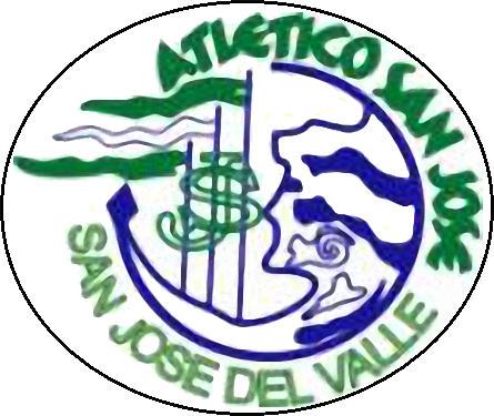Escudo de C.D. ATLÉTICO SAN JOSÉ (ANDALUCÍA)