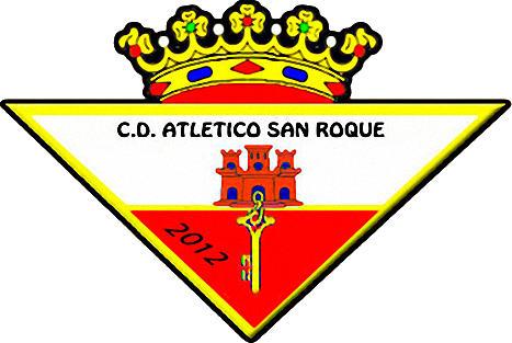Escudo de C.D. ATLÉTICO SAN ROQUE (ANDALUZIA)